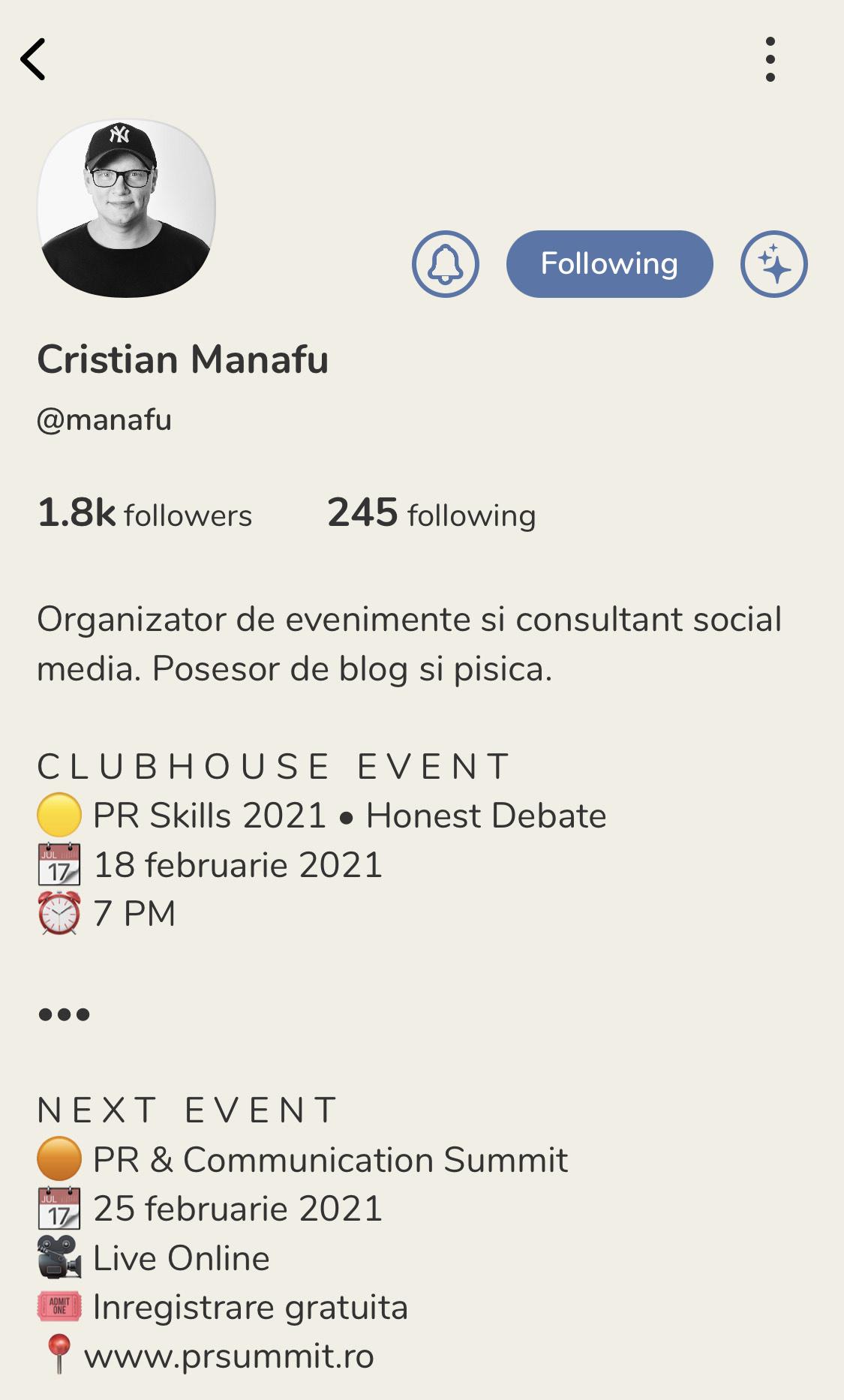 Cristian Manafu